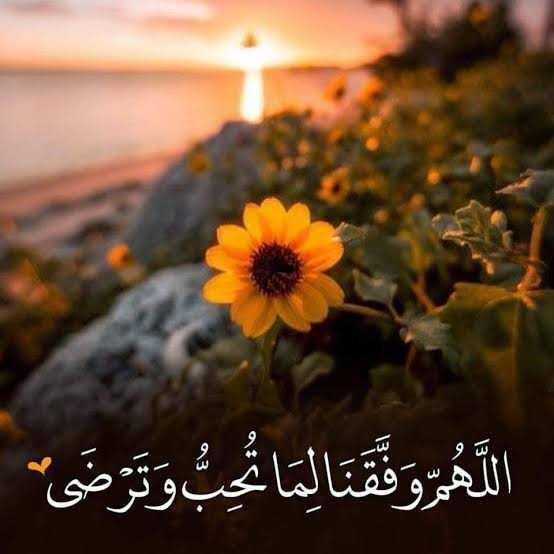 دعاء اللهم وفقنا لما تحبه وترضاه