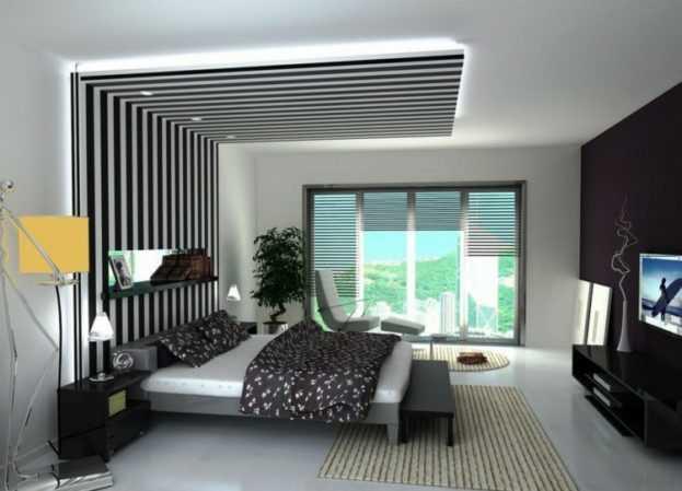 ديكورات غرف نوم 2021 , احدث صور ديكورات غرف النوم روعه
