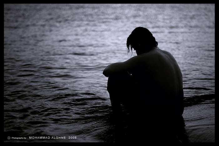 صور رجل حزين , صور مؤثرة لراجل حزينة جدا