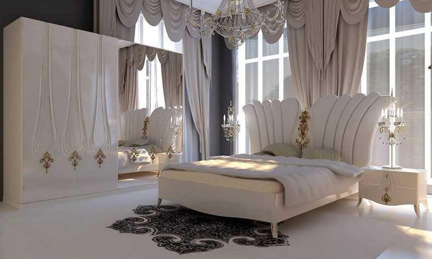 غرف نوم تركية , اجمل تصاميم غرف نوم تركي مودرن