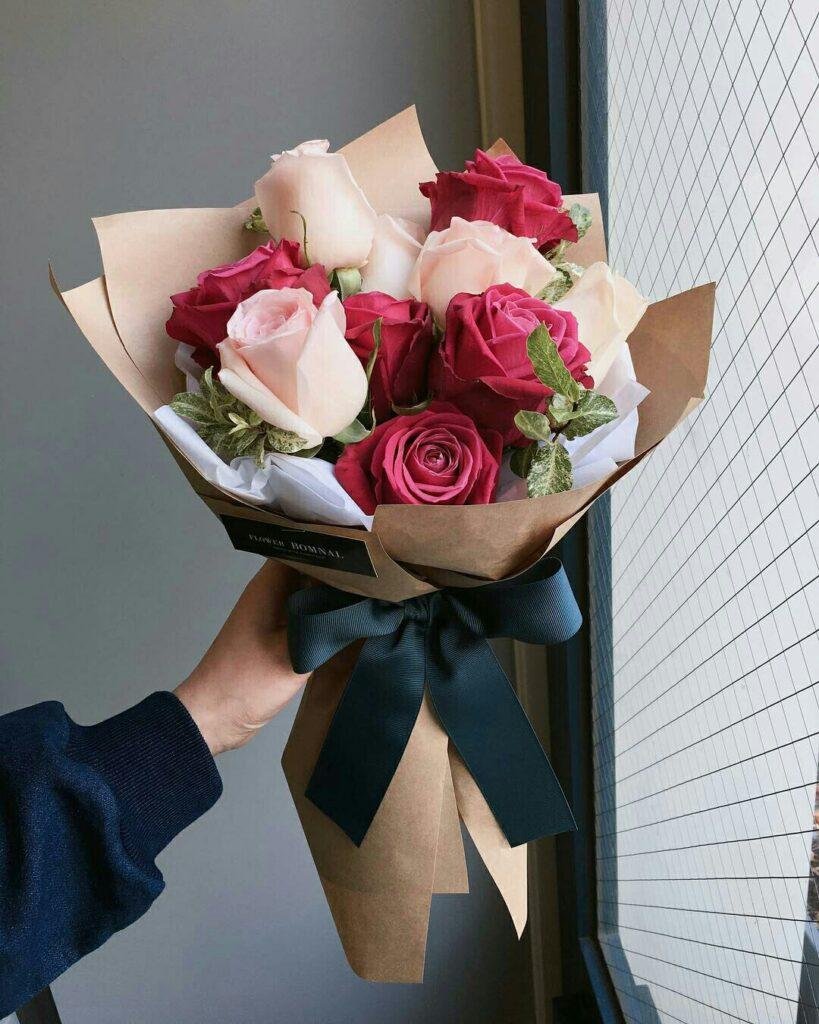 باقة ورد هدية , اجمل صور اشكال باقات ورد هدايا