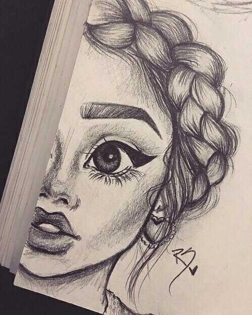 رسومات فنية جميلة