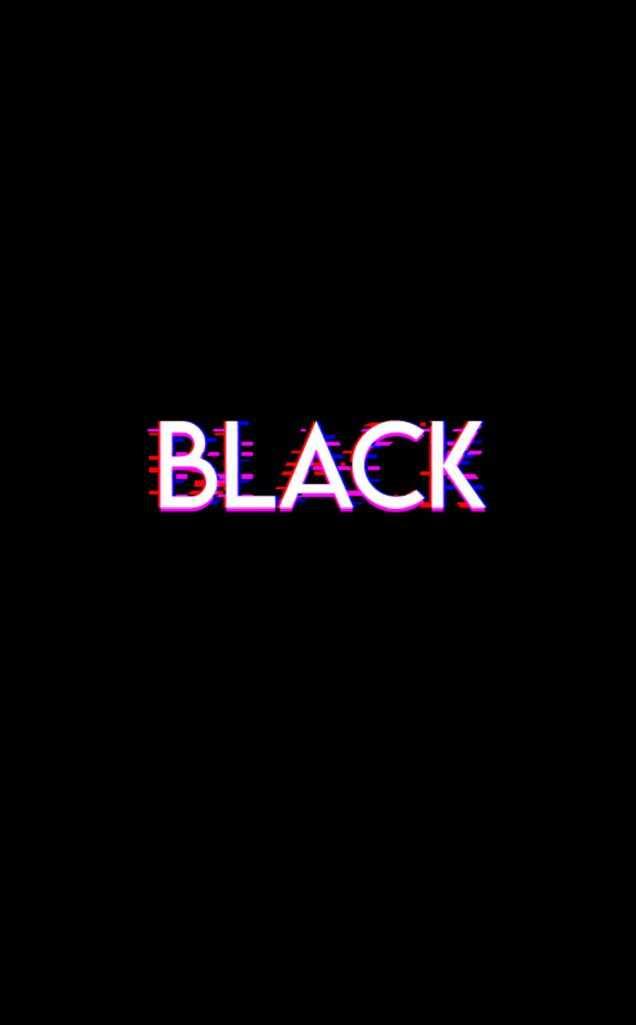 خلفيات سوداء فخمه ـ اجمل خلفيات فخمه سوداء للايفون HD