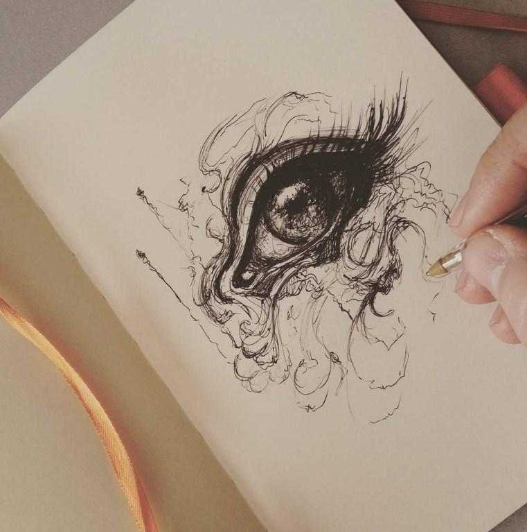 لوحات رسم جميلة